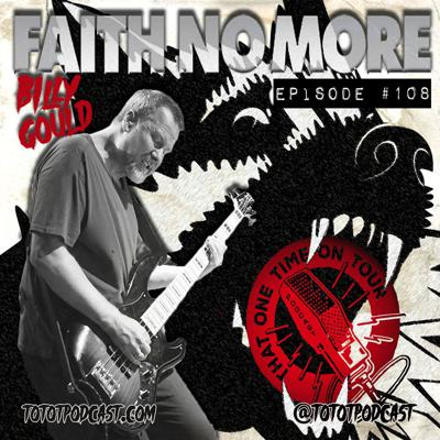 Cover art for Billy Gould (Faith No More)