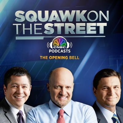 "The opening hour of CNBC's ""Squawk on the Street"" with Carl Quintanilla, Jim Cramer and David Faber is broadcast from the floor of the New York Stock Exchange, on site at the opening bell with the up-to-the-minute news investors need to know and interviews with the most influential Chief Executive Officers and greatest market minds."