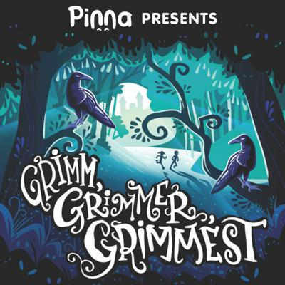 Cover art for Grimm, Grimmer, Grimmest: The Iron Stove