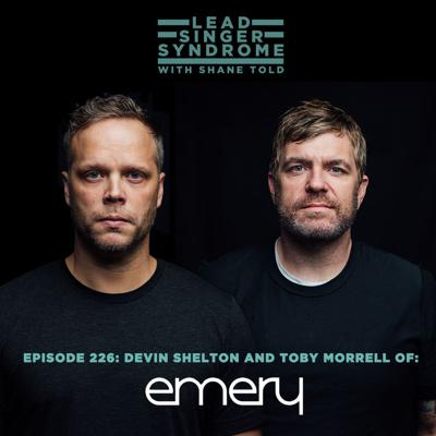Cover art for Emery (Devin Shelton and Toby Morrell)