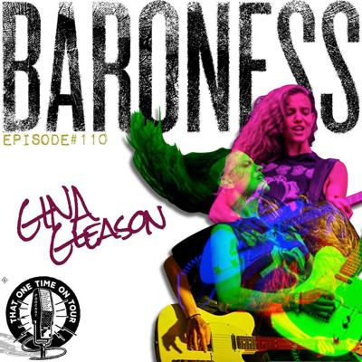 Cover art for Gina Gleason (Baroness)