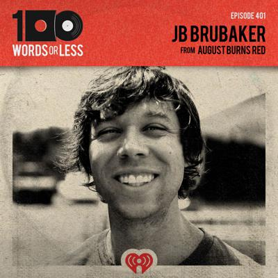 Cover art for JB Brubaker from August Burns Red