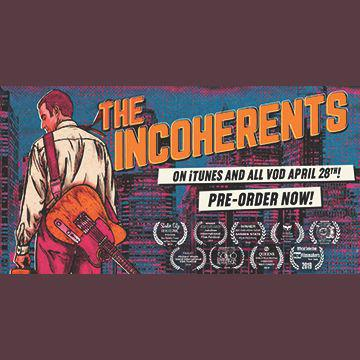Cover art for The Incoherents