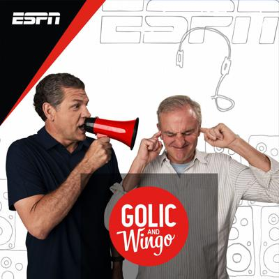 You know 'em, you love 'em. Longtime friends and veteran voices, Mike Golic and Trey Wingo, join forces to bring you