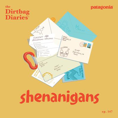 Cover art for Shenanigans