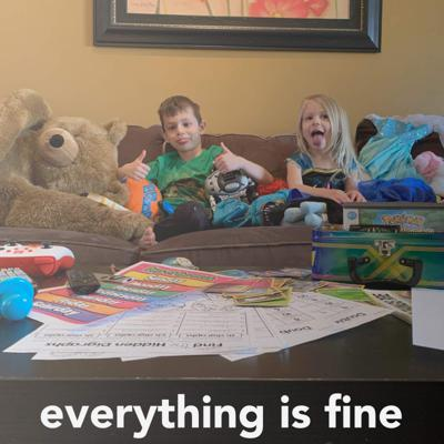 Cover art for Introducing: Everything is Fine