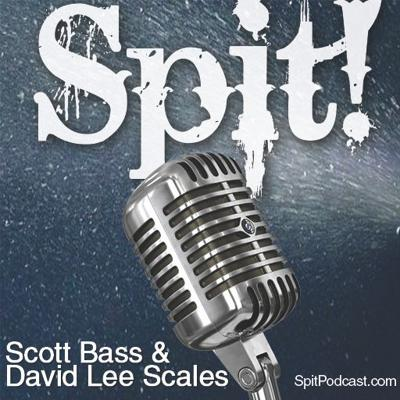 Cover art for 009 - Spit! January 23, 2014