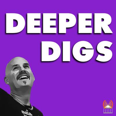 Deeper Digs is the companion show to the Rock N Roll Archaeology Podcast. We conduct interviews, go on field trips, and comment on special topics with rockers, writers, academics, artists, photographers, producers, engineers, and more. It all ties in with our very big central theme: Rock N Roll History and how it created a feedback loop with the culture and grew into a global phenomenon. Proud part of Pantheon - the podcast network for music lovers.
