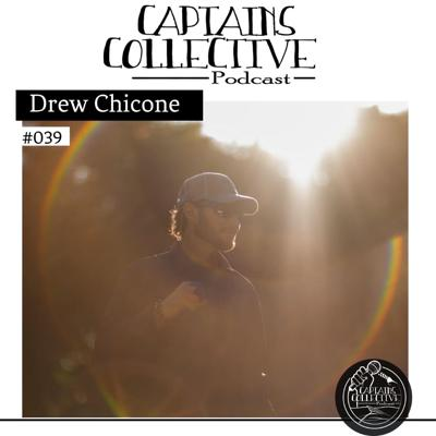 Cover art for #039 Drew Chicone: Slowing Down, Tying Flies and Passing Knowledge Along