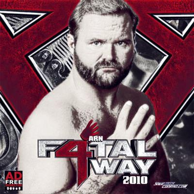 Cover art for Fatal Four Way 2010