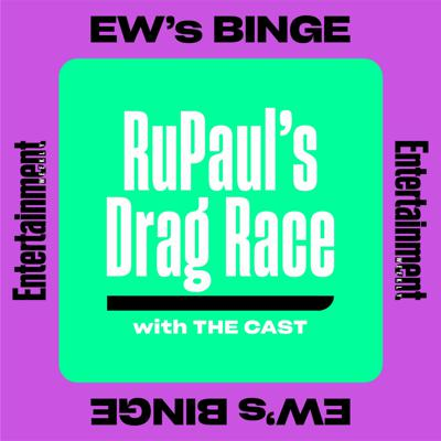EW's BINGE celebrates the very best in TV and film – the shows and movies you want to curl up with and watch for hours on end, maybe even over and over.  Season 5: RuPaul's Drag Race, with BeBe Zahara Benet, Shangela, Raja, Latrice Royale, Jinkx Monsoon, Alyssa Edwards, Bianca Del Rio, Trixie Mattel, Bob the Drag Queen, Sasha Velour, Peppermint, and more.  Season 4: Community, with Dan Harmon, Joel McHale, Alison Brie, Gillian Jacobs, Danny Pudi, Yvette Nicole Brown, Jim Rash, and Ken Jeong.  Season 3: Schitt's Creek, with Dan Levy, Annie Murphy, and Dustin Milligan.  Season 2: Friday Night Lights, with Connie Britton, Zach Gilford, Scott Porter, Adrianne Palicki, Bridget Carpenter, Kerry Ehrin, Louanne Stephens, Derek Phillips, and Matt Lauria.  Season 1: Harry Potter films, with Chris Columbus, Evanna Lynch, Stanislav Ianevski, Colin Creevey, Alfred Enoch, Eddie Redmayne, and Katherine Waterston.