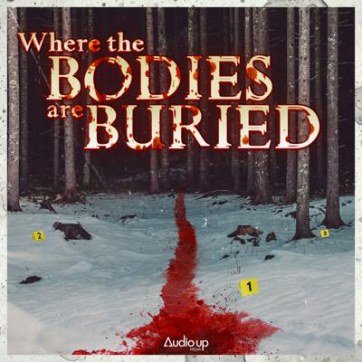 """WHERE THE BODIES ARE BURIED is a first of its kind True Crime podcast from Audio Up and Grinning Dog that features renowned serial killer profiler Phil Chalmers. Each episode features Phil conducting behind bars interviews with incarcerated psychopathic serial killers. His unprecedented connections within the prison system coupled with his law enforcement relationships and the entrusted """"friendships"""" he's made with notorious killers provides this series access to information thought otherwise impossible to obtain. Producers Samantha Gutstadt and Adam Kaloustian join Phil and offer the listeners a unique perspective when Phil shares details withthem that are as intriguing as they are horrific."""