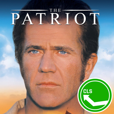 Cover art for #117: The Patriot
