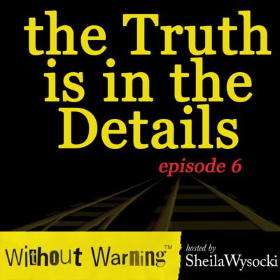 Cover art for The Truth is in the Details