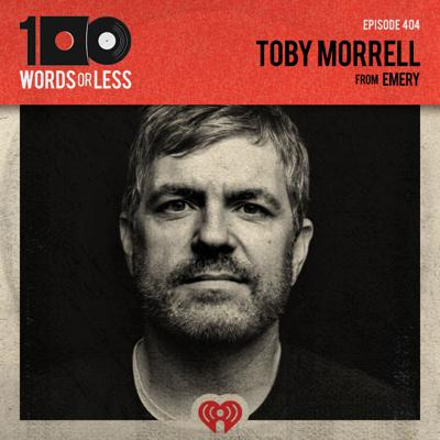 Cover art for Toby Morrell from Emery