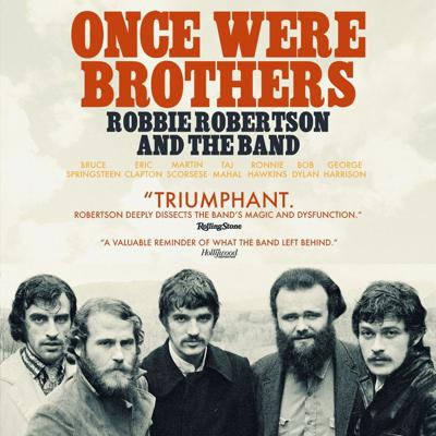 Cover art for Once Were Brothers