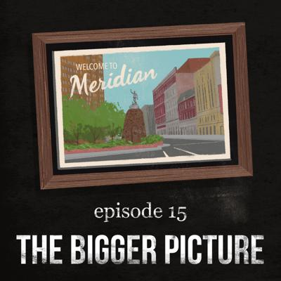 Cover art for The Bigger Picture   15