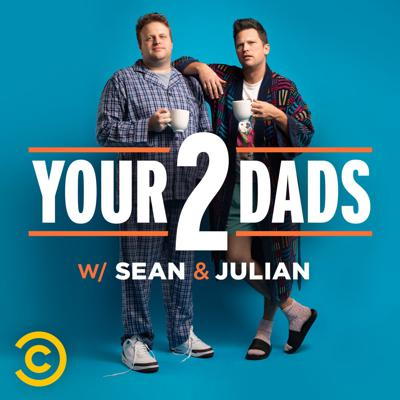 Right now there's about 5,000,000 books, blogs, and podcasts dedicated to motherhood and that's correct because being a mother is the hardest job in the world. But being a dad is also hard sometimes and finally there is a place for dads to share their opinions on parenting. That's the YOUR 2 DADS podcast - hosted by Sean O'Connor and Julian McCullough. From Comedy Central's podcast network.