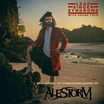 Cover art for Christopher Bowes (Alestorm)