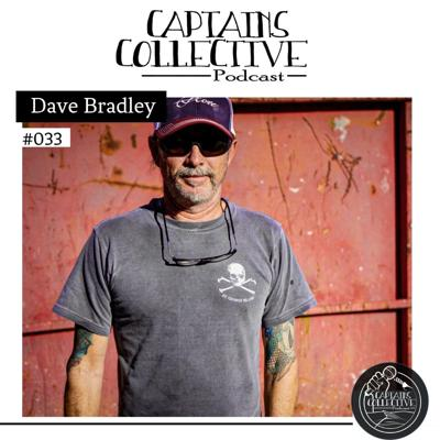Cover art for #033 Dave Bradley: Chasing Permit, Fishing Australia, and Making it Up as You Go