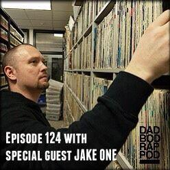 Cover art for Episode 124- Rock Co.Kane Show with guest Jake One