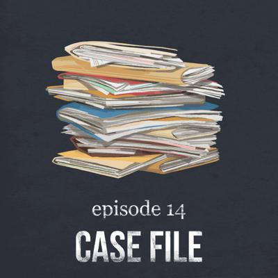 Cover art for Case File   14