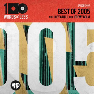 Cover art for Best of 2005 with Jeremy Bolm (Touche Amore) and Joey Cahill (6131 Records)