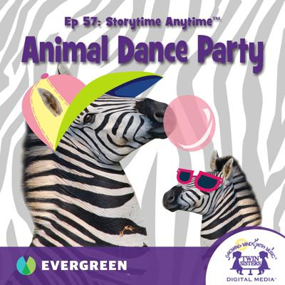 Cover art for Animal Dance Party