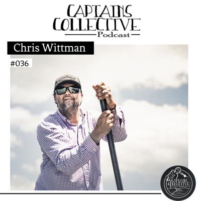 Cover art for #036 Chris Wittman: Strategy, Sacrifice, and Going All In