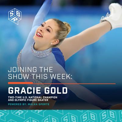 Cover art for Gracie Gold, Two-time U.S. National Champion & Olympic Figure Skater