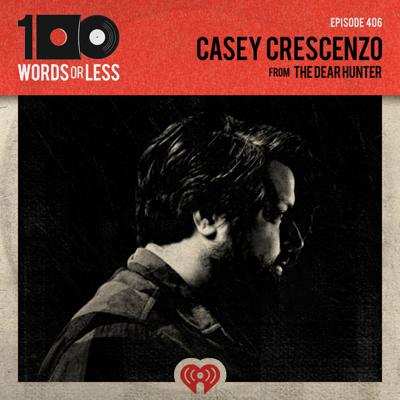 Cover art for Casey Crescenzo from The Dear Hunter