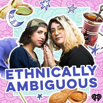 A podcast about being Middle Eastern and immigrants in America, hosted by two friends, an Iranian and a Syrian, telling you what's up.