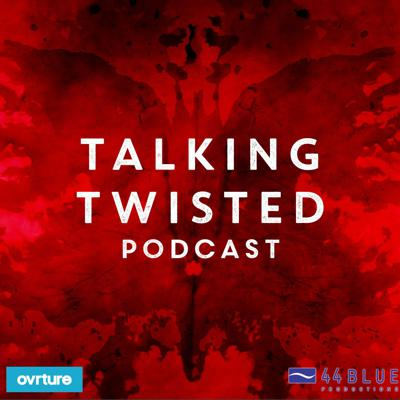 Cover art for Talking Twisted: 'The Demon Inside'