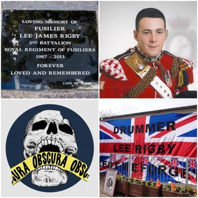 Cover art for S2E19: Lee Rigby - The Drummer Boy