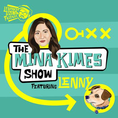 Mina talks all things football with her unique brand of humor and insight. Her friends join each episode to talk about the NFL's latest storylines along with her football loving dog, Lenny, making frequent contributions.