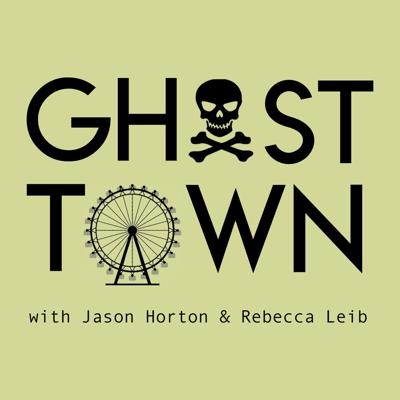 Jason Horton & Rebecca Leib discuss and explore some of the most mysterious and interesting places on earth. Take a trip to haunted hotels, abandoned malls, deserted amusement parks, locations of infamous true crimes, and revisit weird historical and cultural events. This is Ghost Town. For advertising opportunities please email PodcastPartnerships@Studio71us.com Link to survey: https://bit.ly/2EcYbu4