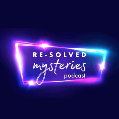 Eliza, Karlin & Alison update & RE-solve all of the segments from the 90's TV show Unsolved Mysteries. Watch along with us as we uncover the latest information on all of the segments in everyone's favorite mystery show. We laugh, we cry, we drink cheap wine and we want justice! Follow us on Facebook & Twitter @resolvethepod and IG @re_solvedmysteries.