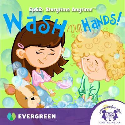 Cover art for Wash Your Hands!