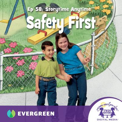 Cover art for Safety First