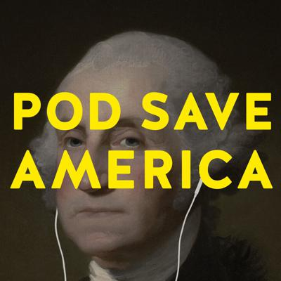 Cover art for Pod Save America Takes Brooklyn