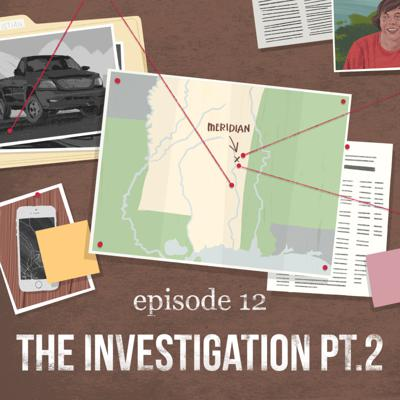 Cover art for The Investigation Pt. 2   12
