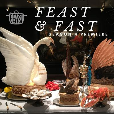Cover art for Feast & Fast: How Clean Eating Came to Early Modern Europe