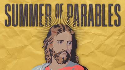 Cover art for SUMMER OF PARABLES - Resting in the Chaos (an Enacted Parable)