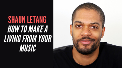 Cover art for Shaun Letang - How To Make A Living From Your Music