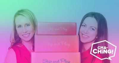 Cover art for 9: The Skip and Play Story with Amy Mabry