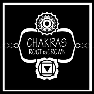 Chakras Root to Crown