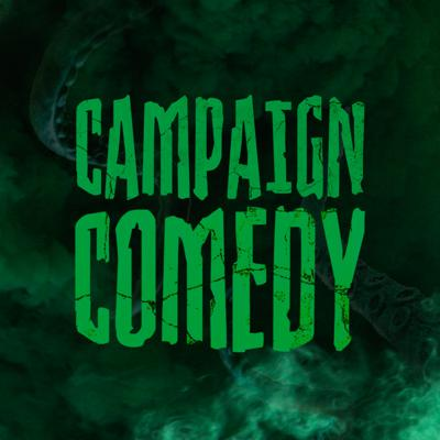 Campaign: Comedy is a podcast about comedians playing RPGs. Join host and storyteller Andrea as she invites you and her players to experience the world of Call of Cthulhu. Laugh, cry, and be vaguely terrified by the horrors found within each episode.