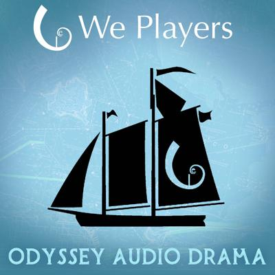 Welcome aboard The Odyssey Audio Drama!  We Players originally performed The Odyssey in late 2011, voyaging with our audiences in the waters of San Francisco Bay aboard the historic scow schooner Alma. We sailed past the sirens, we anchored off Angel Island, we feasted on cheese and olives and bread aboard the ship, we sang sea chanteys, and we awakened the muse of these ancient tales!Here on our virtual ocean, imagine that salt spray and sea breeze, the splash of the waves against the wooden hull and the creaks and groans of the rigging.The voyage begins again.