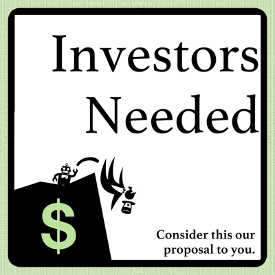 This is Investors Needed, where we come up with great ideas so you don't have to. The hosts of your show are Stefan Claypool and Nick Smith.