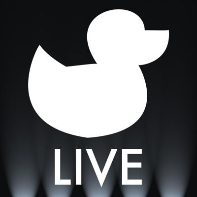 A special feed for special broadcasts. Duckfeed Live, special one-off shows, and so much more. It's all yours.